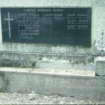 Az Alapy-család síremléke