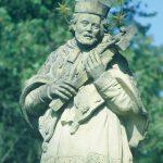 Nepomuki Szt. János szobra